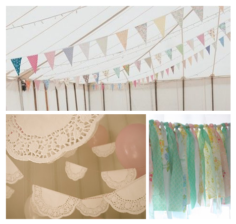 butning for marquee weddings